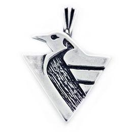 Sterling Silver Pittsburgh Penguins Pendant