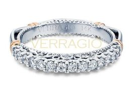 Verragio Parisian- 103MW Wedding Band