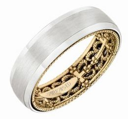 ArtCarved Wedding Band 11-WV22A6