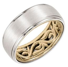 ArtCarved Wedding Band 11-WV05A8
