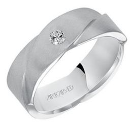 ArtCarved Wedding Band 22-V7459W