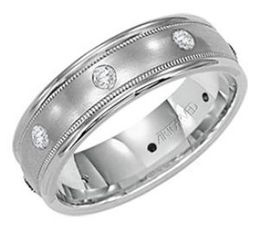 ArtCarved Wedding Band 22-V5010W65
